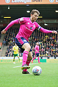 QPR Midfielder Luke Freeman during the EFL Sky Bet Championship match between Norwich City and Queens Park Rangers at Carrow Road, Norwich, England on 6 April 2019.