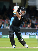 Jimmy Neesham of New Zealand batting during the ICC Cricket World Cup 2019 Final match between New Zealand and England at Lord's Cricket Ground, St John's Wood, United Kingdom on 14 July 2019.