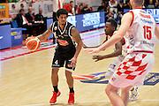 Edgar Sosa<br /> The FlexX Pistoia Basket - Pasta Reggia Juve Caserta<br /> Lega Basket Serie A 2016/2017<br /> Pistoia, 13/02/2017<br /> Foto Ciamillo-Castoria