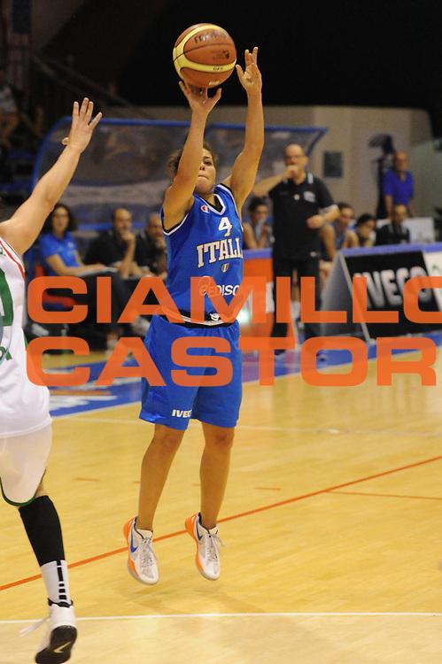 DESCRIZIONE : Pomezia Raduno Collegiale Nazionale Italiana Femminile Italia Bulgaria<br /> GIOCATORE : Rae Lin Marie D&rsquo;Alie <br /> CATEGORIA : tiro<br /> SQUADRA : Nazionale Italia Donne <br /> EVENTO : Raduno Collegiale Nazionale Italiana Femminile <br /> GARA : Italia Bulgaria<br /> DATA : 25/05/2012 <br /> SPORT : Pallacanestro <br /> AUTORE : Agenzia Ciamillo-Castoria/GiulioCiamillo<br /> Galleria : Fip Nazionali 2012<br /> Fotonotizia : Pomezia Raduno Collegiale Nazionale Italiana Femminile Italia Bulgaria<br /> Predefinita :