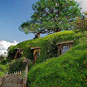 A Visit to Hobbiton, Middle Earth