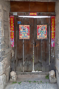 Zhoucheng is a town located 30 km north of Dali, Yunnan, China