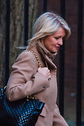Downing Street, London, January 20th 2015. Ministers attend the weekly cabinet meeting at Downing Street. PICTURED: Esther McVey MP, <br /> Minister of State for Employment