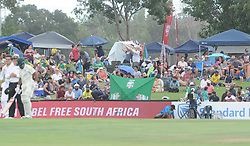 Pretoria 26-12-18. The 1st of three 5 day cricket Tests, South Africa vs Pakistan at SuperSport Park, Centurion. Day 1. Afternoon session.<br /> Picture: Karen Sandison/African News Agency(ANA)
