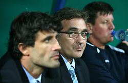 Head coach of Dinamo Branko Ivankovic at 1st football game of 2nd Qualifying Round for UEFA Champions league between NK Domzale vs HNK Dinamo Zagreb, on July 30, 2008, in Domzale, Slovenia. Dinamo won 3:0. (Photo by Vid Ponikvar / Sportal Images)
