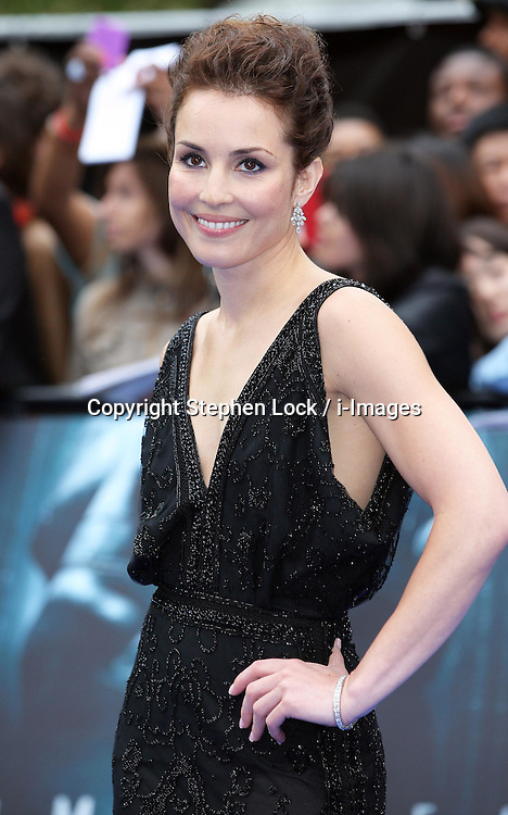 Noomi Rapace  arriving for the premiere of  Prometheus, in London on Thursday, 31st May 2012.  Photo by: Stephen Lock / i-Images