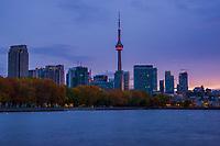 Toronto Skyline @ Dawn