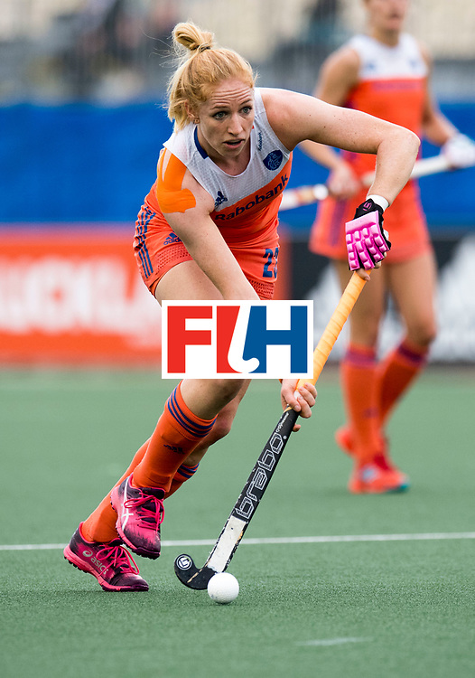 AUCKLAND - Sentinel Hockey World League final women<br /> Match id: 10299<br /> 09 NED v KOR (Pool A)<br /> Foto:  Margot van Geffen..<br /> WORLDSPORTPICS COPYRIGHT FRANK UIJLENBROEK