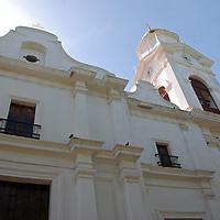 Vista externa de la Iglesia Matriz Nuestra Señora de Guadalupe, La Victoria, Edo. Aragua. Venezuela. La Victoria, Julio, 15 del 2010. Jimmy Villalta