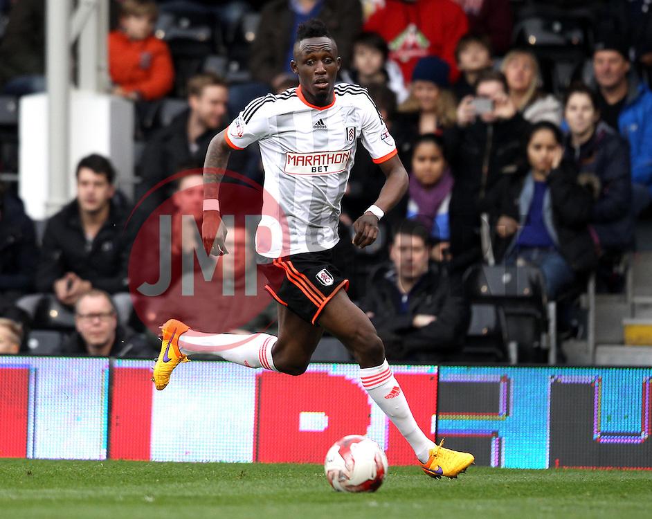 Fulham's Seko Fofana - Photo mandatory by-line: Robbie Stephenson/JMP - Mobile: 07966 386802 - 03/04/2015 - SPORT - Football - Fulham - Craven Cottage - Fulham v Brentford - Sky Bet Championship