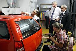 José Fortunati durante encontro com representantes do SINTAXI - Sindicato dos Taxistas de Porto Alegre. FOTO: Jefferson Bernardes/Preview.com