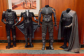 DC: Patrick Stewart Presents Items and Costumes from 20th Century Fox's X-Men to Smithsonian.