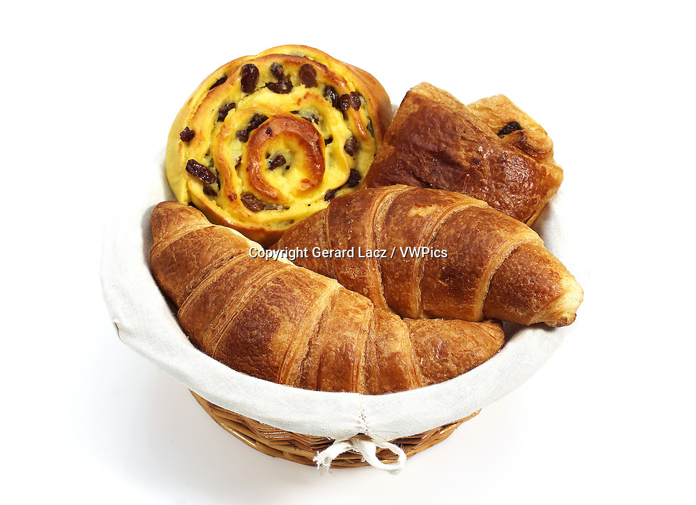 FRENCH SWEET BREADS : CROISSANTS, PAIN AU CHOCOLAT, DANISH PASTRY