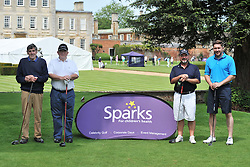 TEAM DST-4Sparks Leon Haslam Golf Day Wellingborough Golf Course Tuesday 7th June 2016