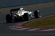 February 19-22, 2015: Formula 1 Pre-season testing Barcelona : Nico Rosberg  (GER), Mercedes