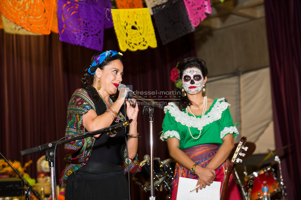 calavera ball