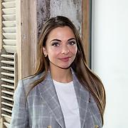 NLD/Amsterdam/20180323 - Perspresentatie cast De Matchmaker, Georgina Verbaan