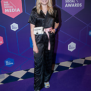NLD/Amsterdam/20190613 - Inloop uitreiking De Beste Social Awards 2019, Marije Zuurveld