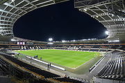 Hull City KCOM stadium before the EFL Sky Bet Championship match between Hull City and Sheffield Utd at the KCOM Stadium, Kingston upon Hull, England on 23 February 2018. Picture by Ian Lyall.