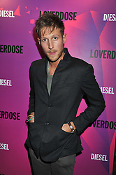 JEFFERSON HACK at a party tocelebrate the launch of Diesel's new female fragrance 'Loverdose' held at The Box, 11-12 Walkers Court, Brewer Street, London on 7th September 2011.