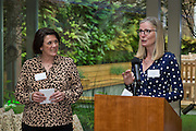 Jo Odell and Kate Saunders at the Foundation of Nursing Studies Celebrating Innovation and Excellence held on 07 June 2016 1800-2000. <br /> <br /> Celebrating and sharing the innovative nurse-led work that makes health and social care excellent.<br /> <br /> In the presence of  Professor Tony Butterworth CBE, Chair of Trustees, FoNS and Dr Theresa Shaw, Cheif Executive of FoNS Professor and Jane Cummings, Chief Nursing Officer, NHS England along with invited guests.<br /> <br /> Richard Tompkins Nurse Development Scholarships awarded to Rachel Bevan & Rebecca Lacey. <br /> <br /> Best Poster 'Person-centred Paediatric Care: Capturing the Experience and Collaborating for the Future' by Ruth Magowan, Ann Chalmers, Tracey Millin and Chrissie Smith