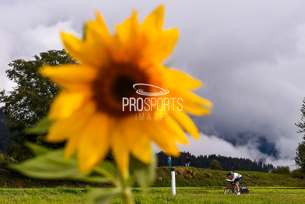 Sarah Gigante (Australia) during the 2018 UCI Road World Championships, Women Juniors Individual Time Trial 20 km on September 24, 2018 in Innsbruck, Austria - Photo Dario Belingheri / BettiniPhoto / ProSportsImages / DPPI