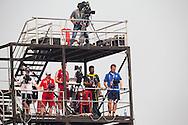 BHUBANESWAR  (INDIA) -  Videotower.  Argentina vs Germany on day 3 of the Hero Champions Trophy Hockey.   Photo KOEN SUYK