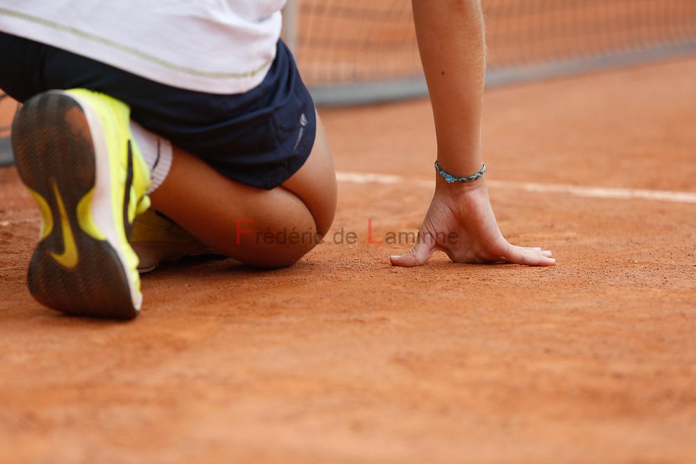 20170728 - Namur, Belgium : during the 30th Belgian Open Wheelchair tennis tournament on 28/07/2017 in Namur (TC Géronsart). © Frédéric de Laminne