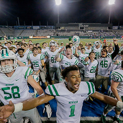 09-27-2019 Varsity Football - Newman vs Country Day at Yulman Stadium