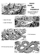 Punch Plans for Picadilly