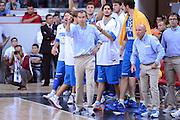 TURCHIA 05 SETTEMBRE 2012<br /> BASKET <br /> ITALIA - TURCHIA<br /> NELLA FOTO ESULTANZA PIANIGIANI<br /> FOTO CIAMILLO