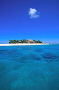 Beachcomber Resort, Fiji, Melanesia<br />