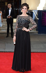 Sophie Ellis-Bextor arrives for the BAFTA TV Awards at the Theatre Royal, London, United Kingdom. Sunday, 18th May 2014. Picture by Andrew Parsons / i-Images