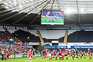 Jake Ball of Scarlets claims the lineout<br /> <br /> Photographer Simon King/Replay Images<br /> <br /> Guinness PRO14 Round 11 - Ospreys v Scarlets - Saturday 22nd December 2018 - Liberty Stadium - Swansea<br /> <br /> World Copyright © Replay Images . All rights reserved. info@replayimages.co.uk - http://replayimages.co.uk