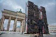 Aleppo Bus sculpture, Berlin