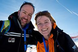 , Banked Slalom, 2015 IPC Snowboarding World Championships, La Molina, Spain