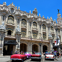 Great Theatre of Havana in Havana, Cuba<br />