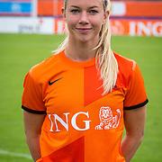NLD/Velsen/20130701 - Selectie Nederlands Dames voetbal Elftal, Anouk Hoogendijk