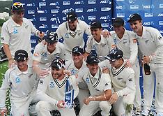 Wellington-Cricket, New Zealand v India, 2nd test, February 18