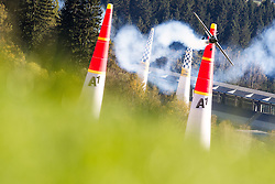 26.10.2014, Red Bull Ring, Spielberg, AUT, Red Bull Air Race, Renntag, im Bild Hannes Arch, (AUT) // during the Red Bull Air Race Championships 2014 at the Red Bull Ring in Spielberg, Austria, 2014/10/26, EXPA Pictures © 2014, PhotoCredit: EXPA/ M.Kuhnke
