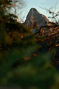 Le Moléson, montagne sacré des Gruériens. Der Moleson ist so etwas wie der der heilige Berg der Greyerzer. © Romano P. Riedo