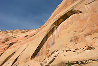 Canyon walls Crack Canyon, San Rafael Reef Utah