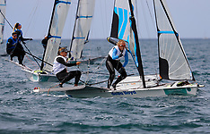 49th Sailing trophy S.A.R Medal Race Princesa Sofia - 06 April 2018