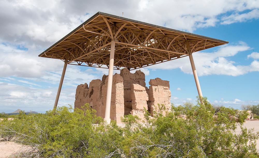 Casa Grande Indian Ruin