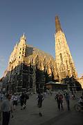 The dome of Vienna, Austria