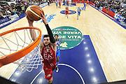 DESCRIZIONE : Campionato 2014/15 Serie A Beko Semifinale Playoff Gara4 Dinamo Banco di Sardegna Sassari - Olimpia EA7 Emporio Armani Milano<br /> GIOCATORE : Alessandro Gentile<br /> CATEGORIA : Schiacciata Special<br /> SQUADRA : Olimpia EA7 Emporio Armani Milano<br /> EVENTO : LegaBasket Serie A Beko 2014/2015 Playoff<br /> GARA : Dinamo Banco di Sardegna Sassari - Olimpia EA7 Emporio Armani Milano Gara4<br /> DATA : 04/06/2015<br /> SPORT : Pallacanestro <br /> AUTORE : Agenzia Ciamillo-Castoria/L.Canu<br /> Galleria : LegaBasket Serie A Beko 2014/2015