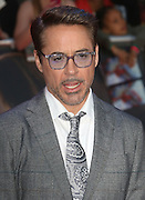 April 26, 2016 - Robert Downey Jr. attending 'Captain America: Civil War' European Film Premiere at Vue Westfield in London, UK.<br /> ©Exclusivepix Media