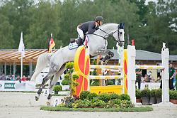 Lips Tim, (NED), Bayro<br /> Jumping - CIC3* - Luhmuhlen 2016<br /> © Hippo Foto - Jon Stroud