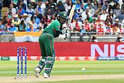Shakib Al Hasan (vc) of Bangladesh batting during the ICC Cricket World Cup 2019 match between Bangladesh and India at Edgbaston, Birmingham, United Kingdom on 2 July 2019.
