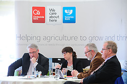 Clydesdale & Yorkshire Bank hosted a debate at their tent at the 2016 Lincolnshire Show ahead of the EU Referendum. <br /> <br /> Picture: Chris Vaughan/Chris Vaughan Photography<br /> Date: June 22, 2016